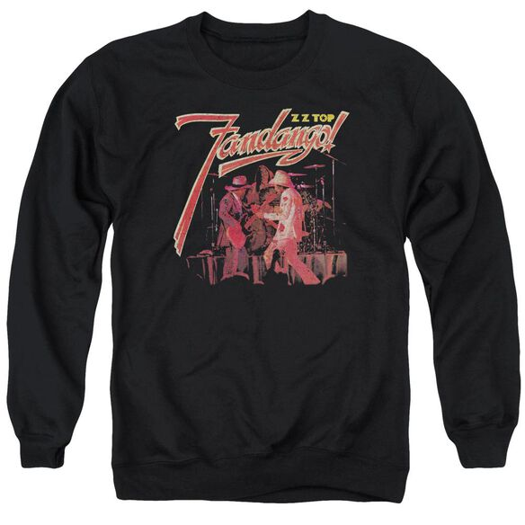 Zz Top Fandango Adult Crewneck Sweatshirt