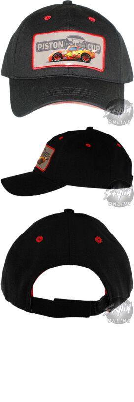 Cars Piston Cup Juvenile Hat