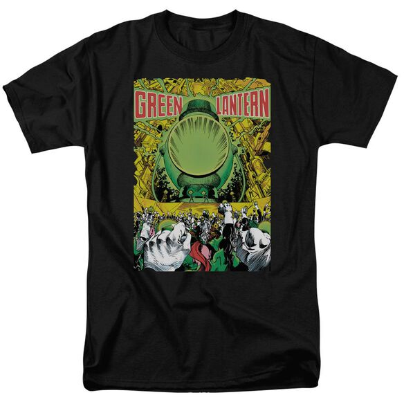 Green Lantern Gl #200 Cover Short Sleeve Adult T-Shirt