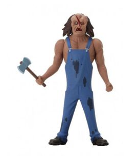 Toony Terrors Series 4 Victor Crowley 6-Inch Scale Action Figure