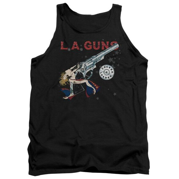 La Guns Cocked And Loaded Adult Tank