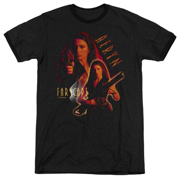 Farscape Aeryn - Adult Heather Ringer