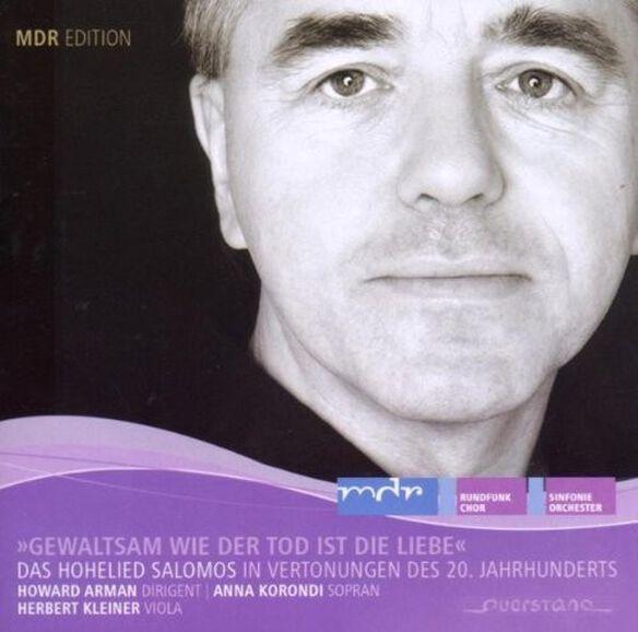Mdr Rundfunkchor/ Korondi/ Various - Gewaltsam Wie Der Tod Ist Die Liebe