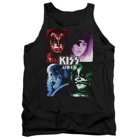 Kiss Alive Ii Cover Adult Tank