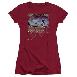 Yes Yessongs Short Sleeve Junior Sheer T-Shirt