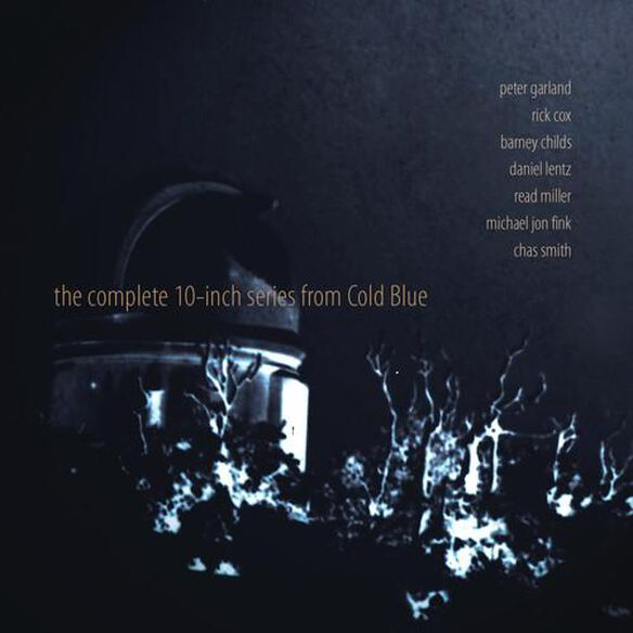 Complete 10 Inch Series From Cold Blue / Various