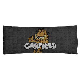 Garfield Retro Microfiber Body