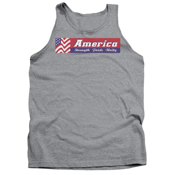 Strength Pride Unity Adult Tank Athletic