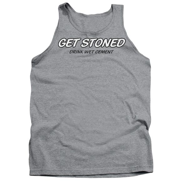 Get Stoned Adult Tank Athletic