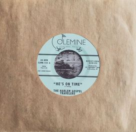 Harlem Gospel Travelers - He's on Time/Wash Me, Lord