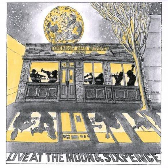 Live At The Moon & Six Pence / Various