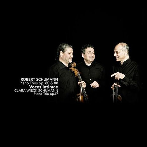 Schumann/ Voces Intimae - Piano Trios Op. 80 & 88 (Jewl) (Ocrd)
