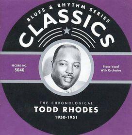 Todd Rhodes - 1950-51