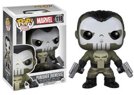 Nemesis Punisher: Funko Pop