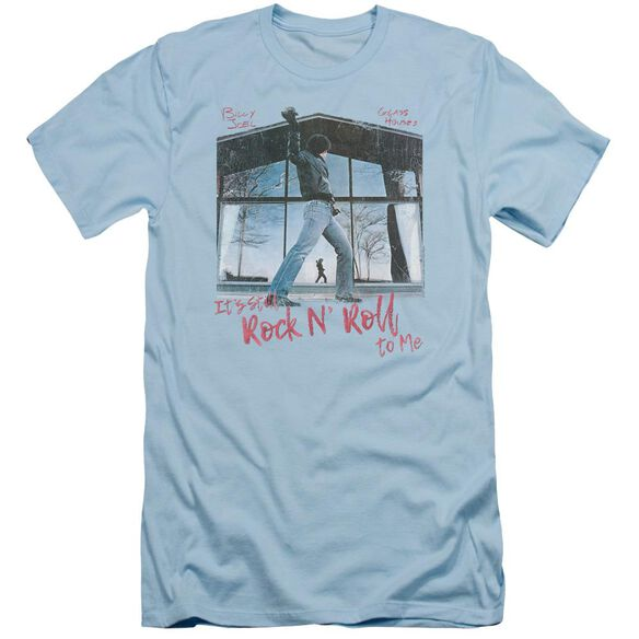 Billy Joel Glass Houses Short Sleeve Adult Light T-Shirt