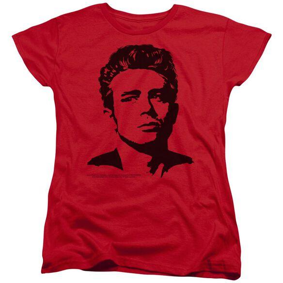 DEAN DEAN - S/S WOMENS TEE - RED T-Shirt