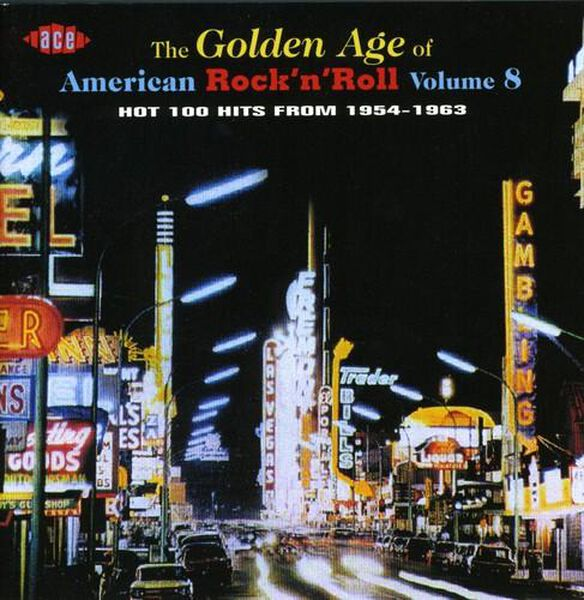Golden Age Of American Rock N Roll 8 / Various