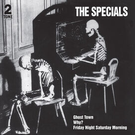 The Specials - Ghost Town (40th Anniversary Half Speed Master)