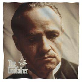 Godfather Vito Bandana White