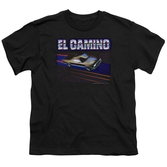 Chevrolet El Camino 85 Short Sleeve Youth T-Shirt