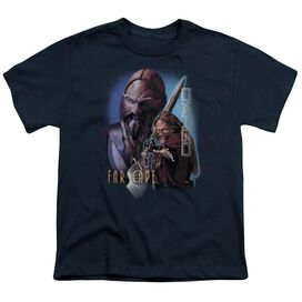 Farscape D'argo Short Sleeve Youth T-Shirt