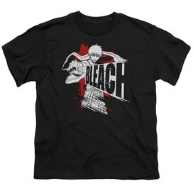 Bleach Sword Drawn Short Sleeve Youth T-Shirt