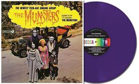Original TV Soundtrack - The Munsters [Exclusive Purple Vinyl]