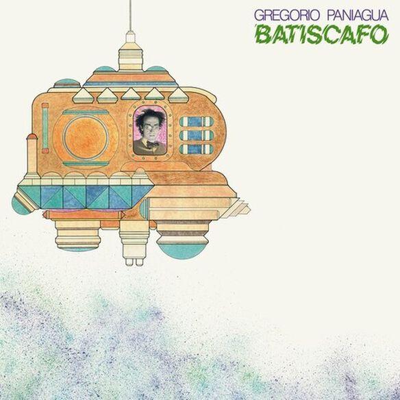 Gregorio Paniagua - Batiscafo