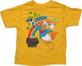 Donald Duck Lucky Toddler T-Shirt