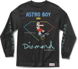 Diamond x Astro Boy Long Sleeve T-Shirt