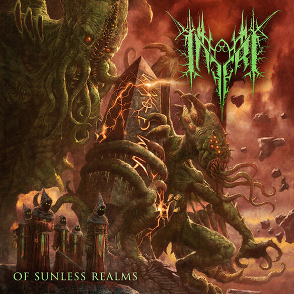 Inferi - Of Sunless Realms