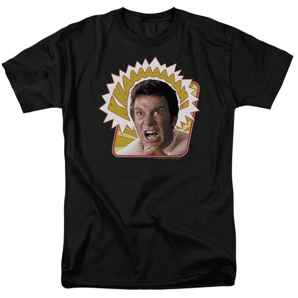 Star Trek Khaaaaaan Short Sleeve Adult T-Shirt