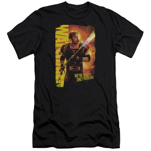 Watchmen Smoke Em Premuim Canvas Adult Slim Fit