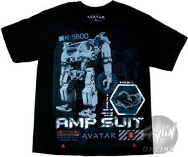 Avatar Amp Suit Youth T-Shirt