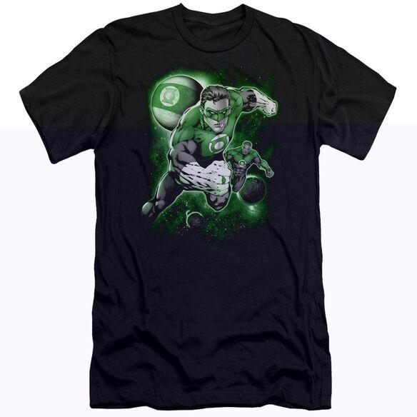 Green Lantern Lantern Planet-premuim Canvas Adult Slim