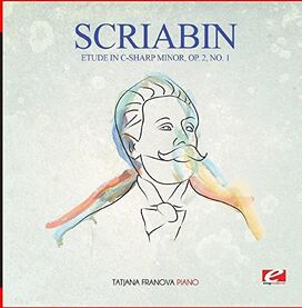 Scriabin - Etude in C-Sharp Minor Op. 2 No. 1