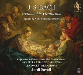 Le Concert Des Nations - Bach: Weihnachts-oratorium
