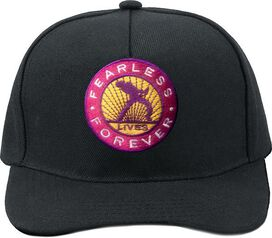 Queen Fearless Lives Forever Hat