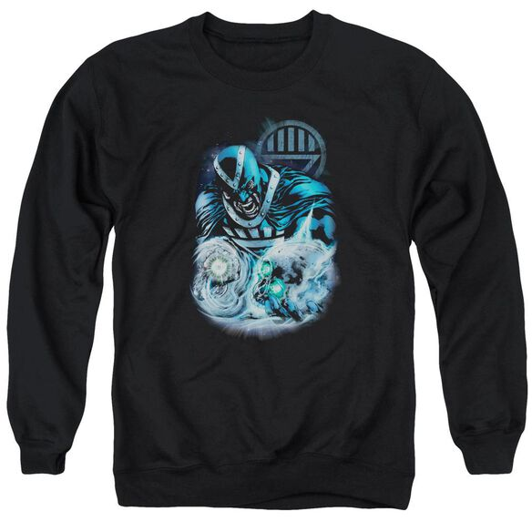 Green Lantern Blackhand Adult Crewneck Sweatshirt