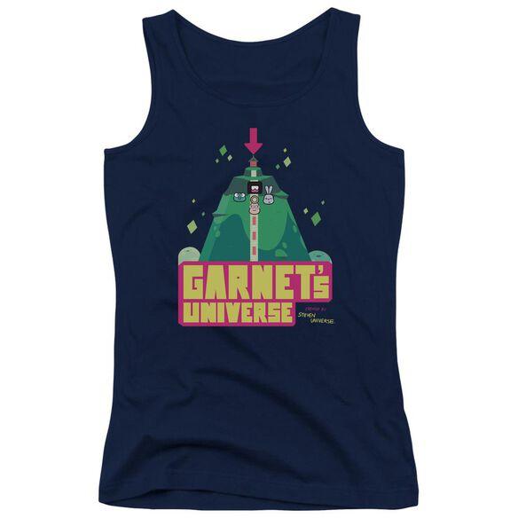 Steven Universe Garnets Universe Juniors Tank Top