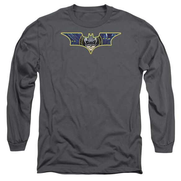 Dark Knight Hes Watching You Long Sleeve Adult T-Shirt