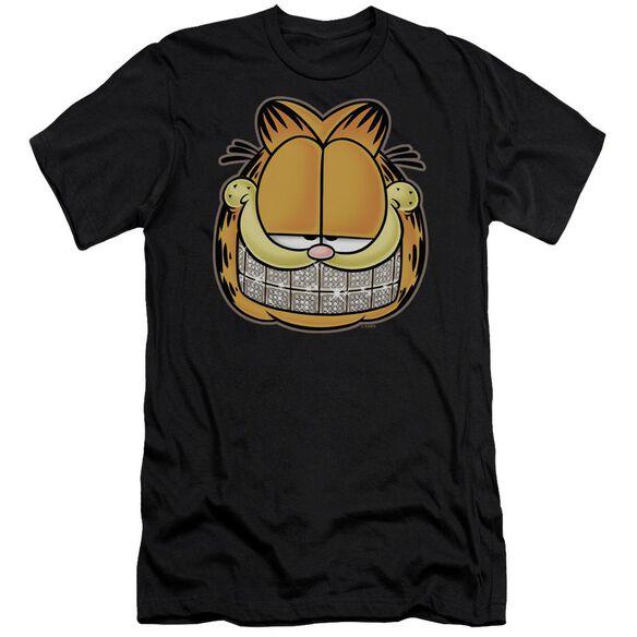 Garfield Nice Grill Short Sleeve Adult T-Shirt