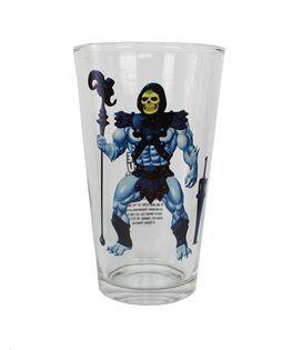 Skeletor Pint Glass