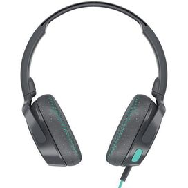 Skullcandy Riff Headphones [Grey/Miami]