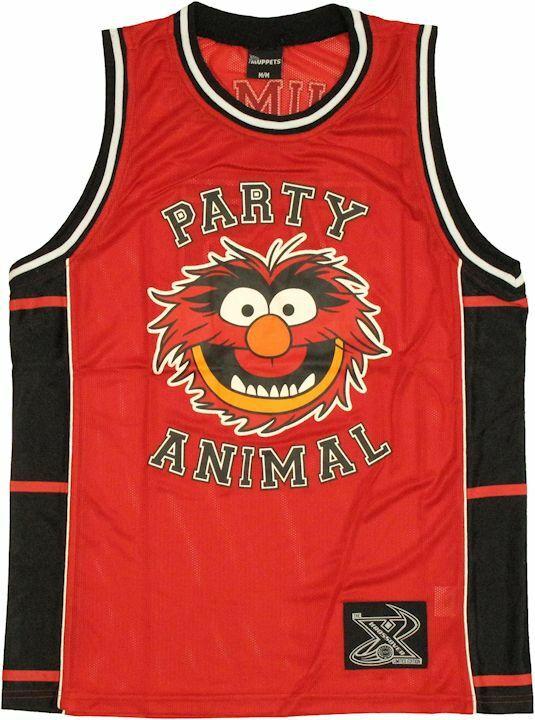 Muppets Animal Basketball Jersey