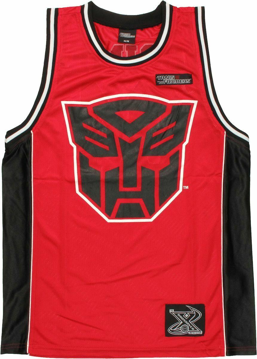 Transformers Autobot Basketball Jersey