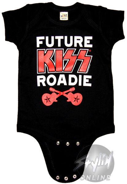 Kiss Future Roadie Snap Suit