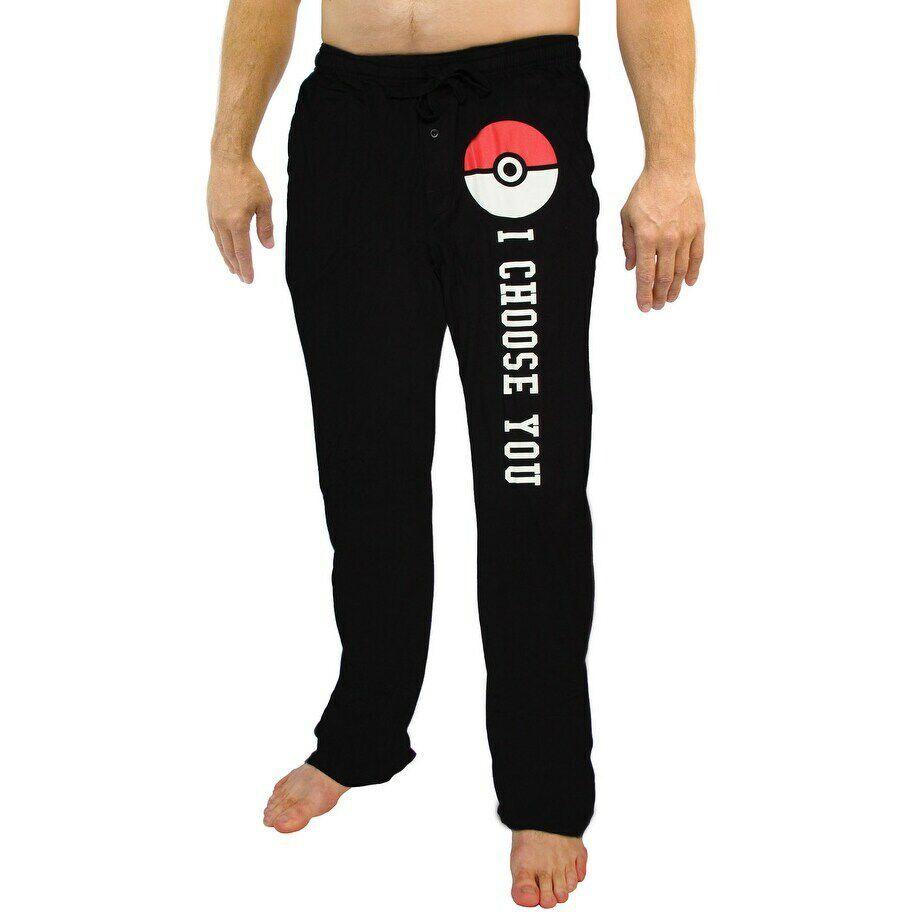 Pokemon Pokeball I Choose You Lounge Pants