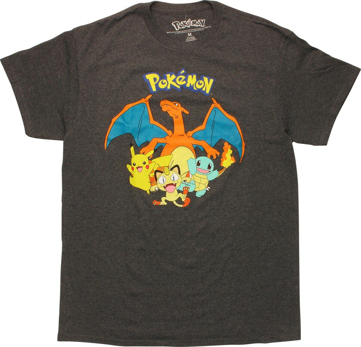 Pokemon Charizard Over Group T-Shirt