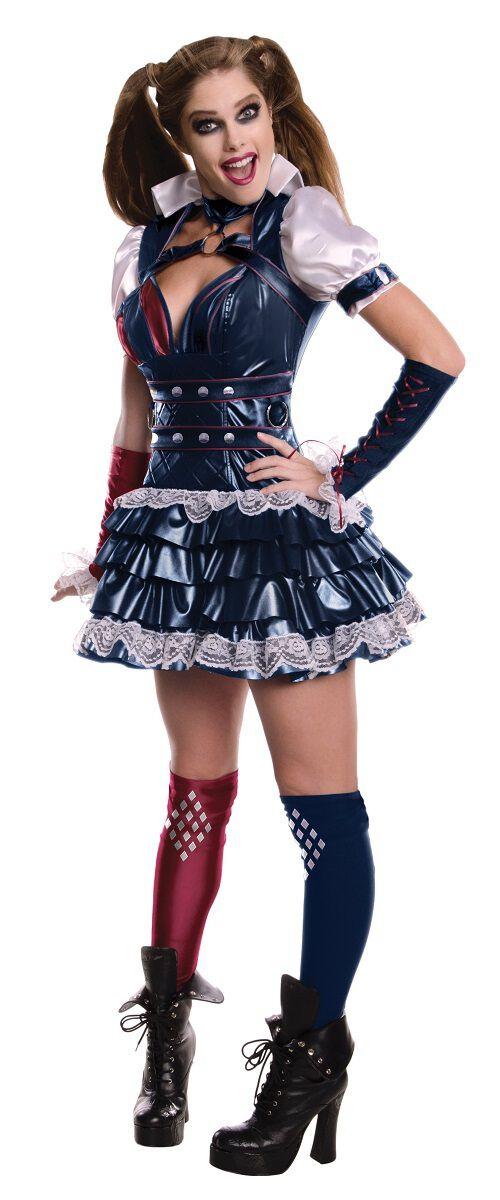 Harley Quinn Arkham Knight Adult Costume